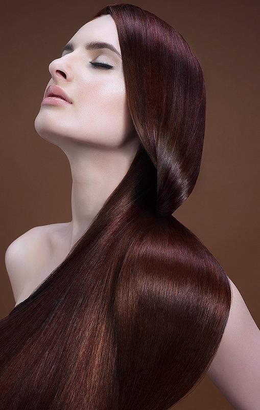 brown hair - venus ferreira